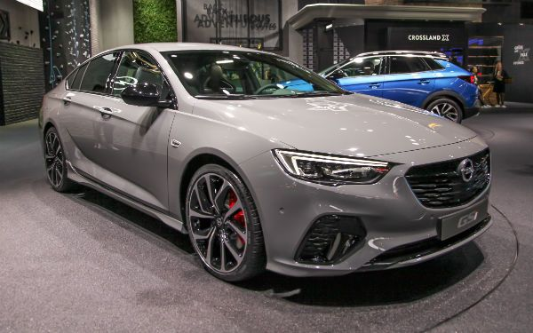 21 The 2020 Opel Insignia Concept and Review