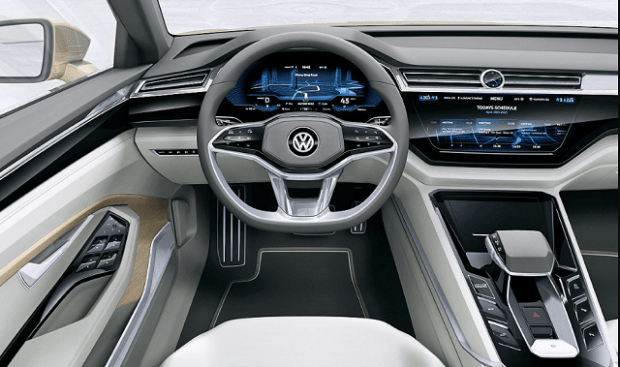 21 The 2020 VW Sharan New Model and Performance