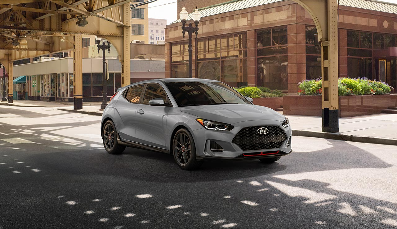 22 A 2019 Hyundai Veloster Turbo Price Design and Review