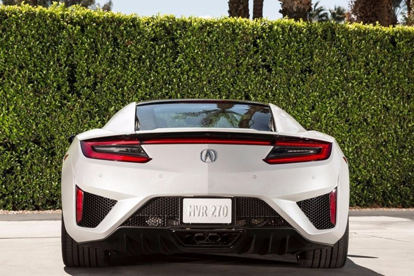22 A 2020 Acura Nsx Type R Picture