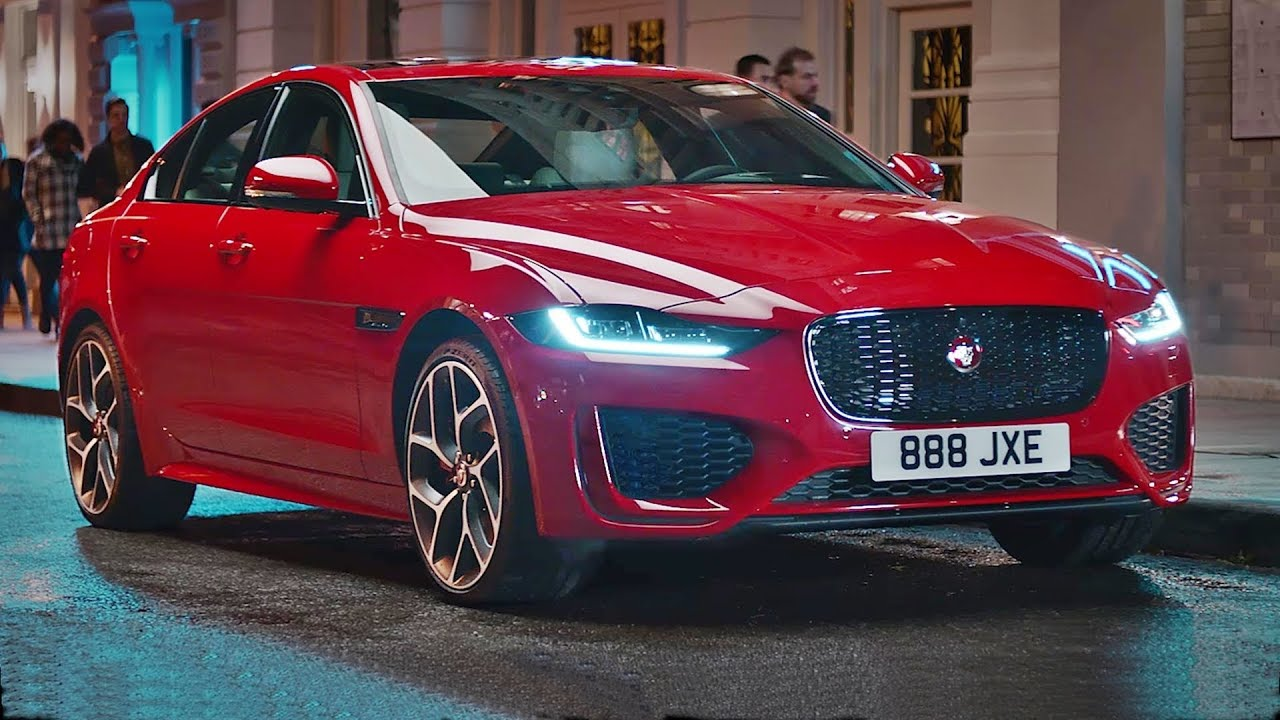 22 A 2020 All Jaguar Xe Sedan Concept and Review