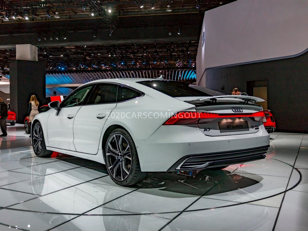 22 A 2020 Audi A7 Pictures