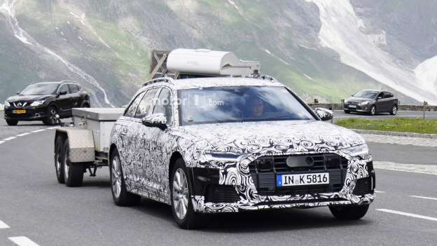 22 A 2020 Audi Allroad Review