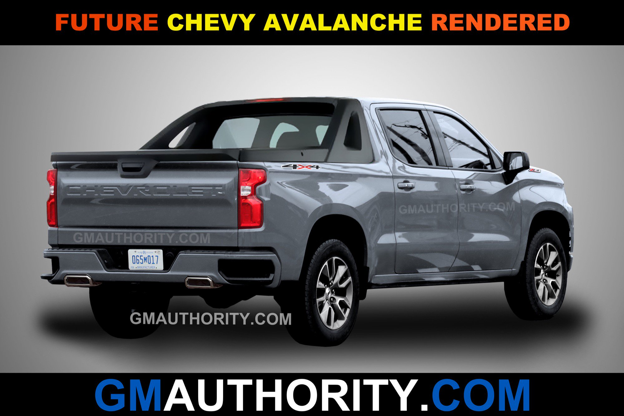 22 A 2020 Chevy Avalanche Price and Release date