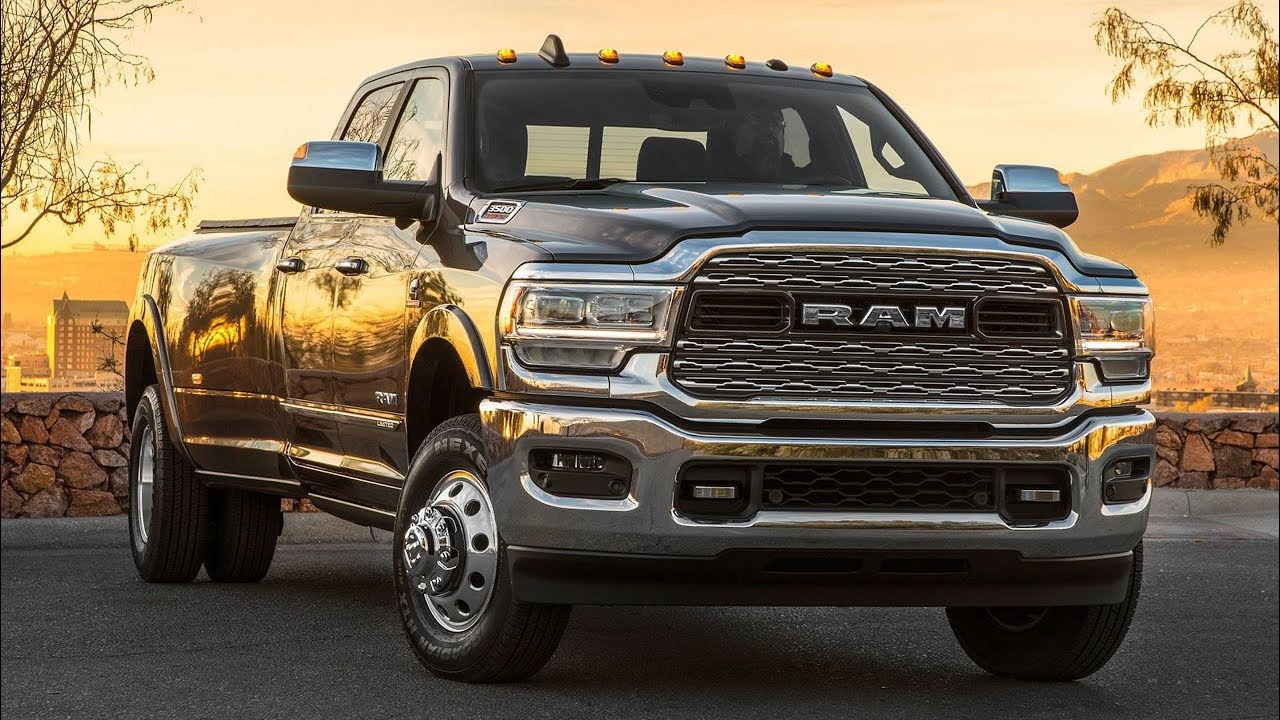 22 A 2020 Ram 3500 Prices