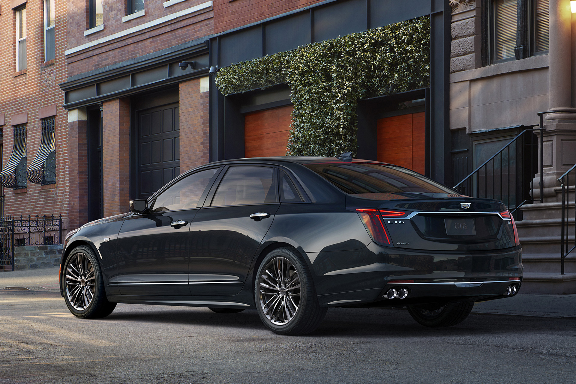22 All New 2020 Cadillac CT6 Picture