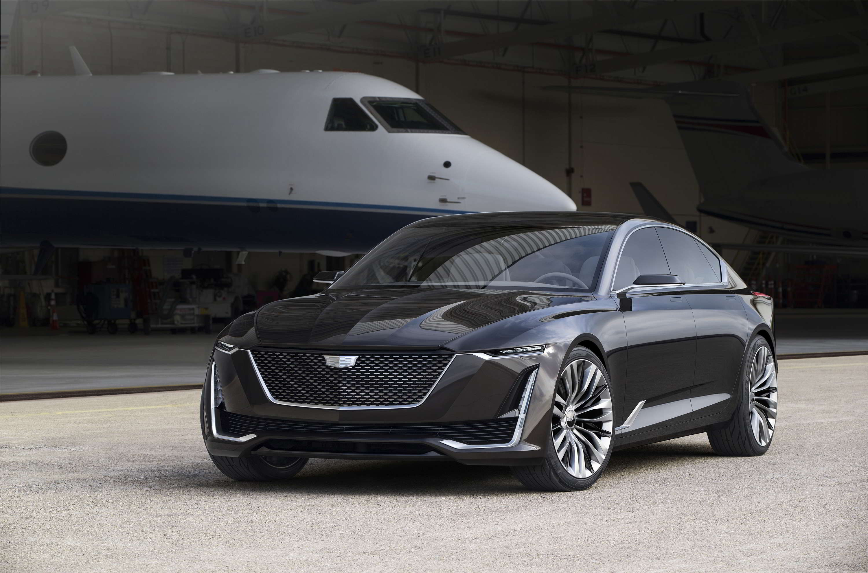 22 All New 2020 Cadillac LTS Spy Shoot