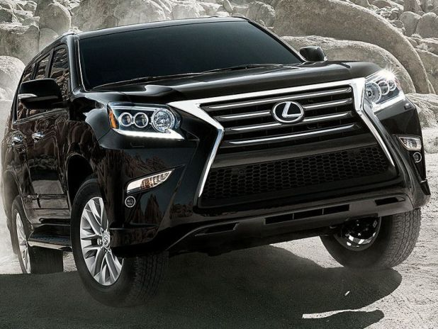 22 All New 2020 Lexus Gx Exterior