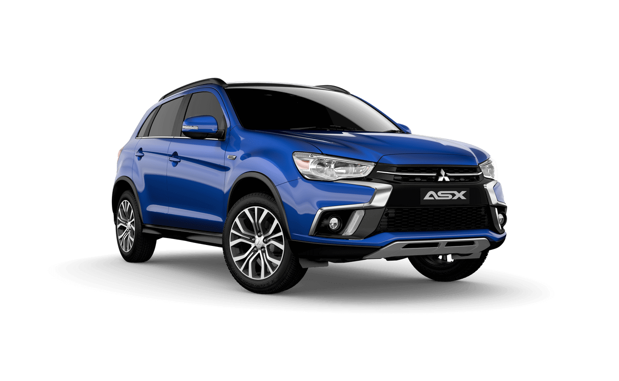 22 All New Mitsubishi Asx Model