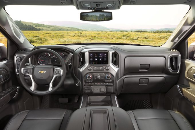 22 Best 2020 Chevy Silverado 1500 Pictures