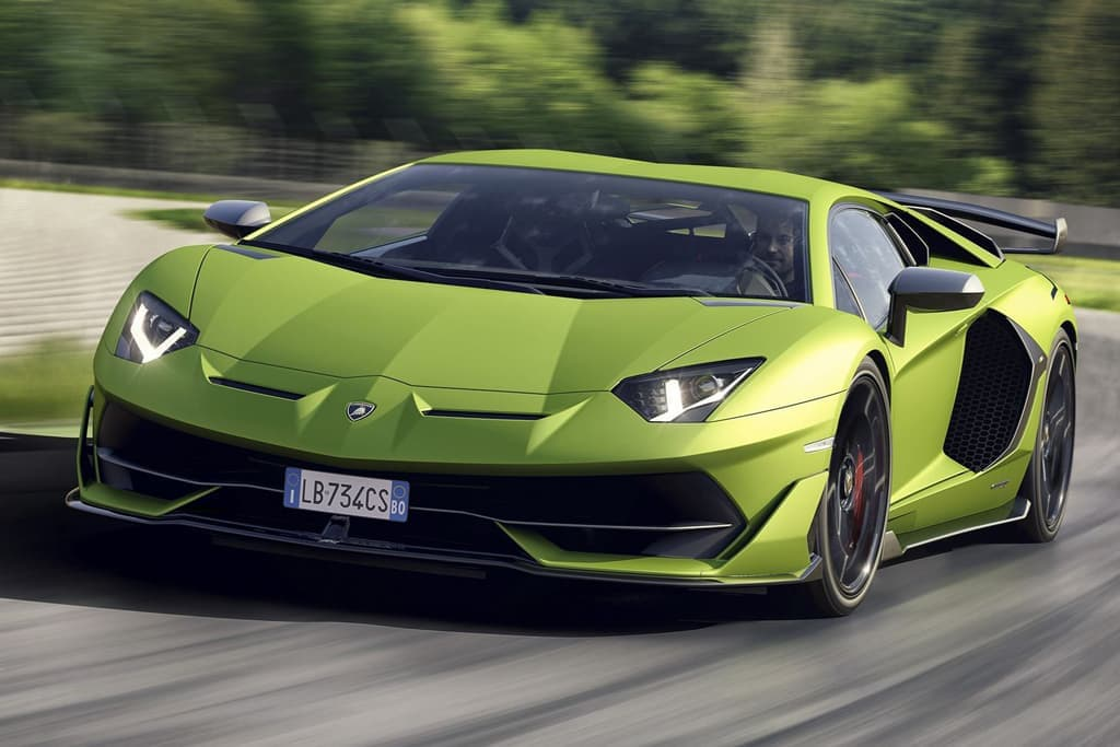 22 Best 2020 Lamborghini Aventador Spesification