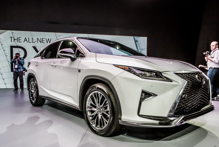 22 Best 2020 Lexus Rx 350 F Sport Suv Price and Review