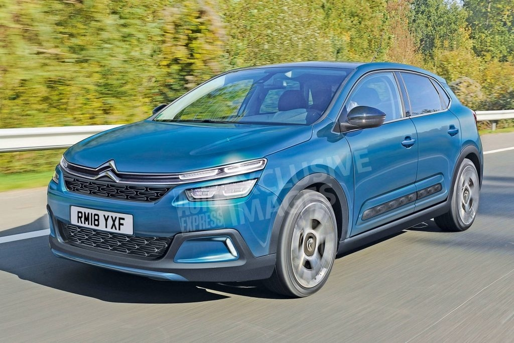 22 New 2019 New Citroen C4 Release Date and Concept