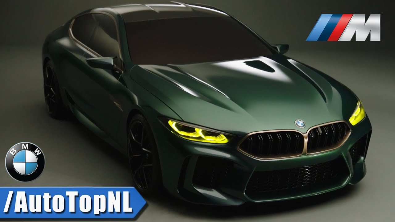 22 New 2020 BMW M8 Spesification