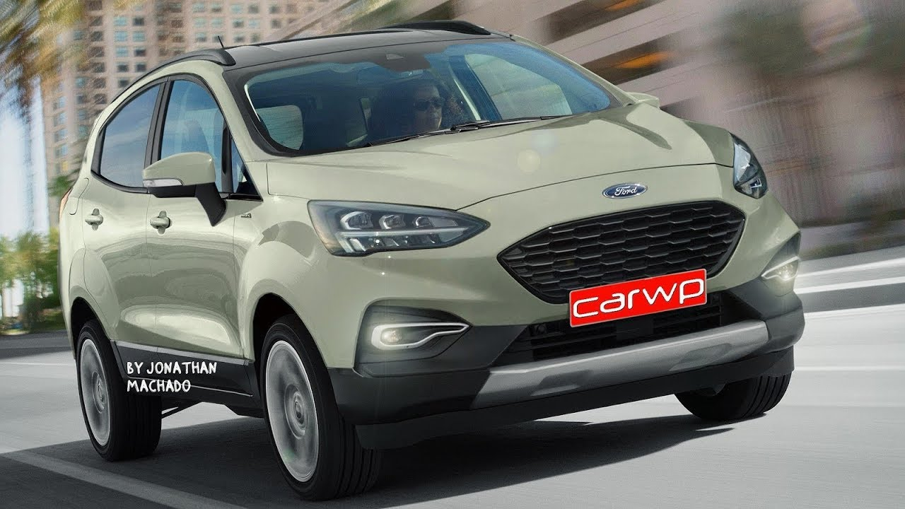 2020 Ford EcoSport Spy Photos And New Generation >> 2020 Ford Ecosport Spy Photos And New Generation Upcoming New Car