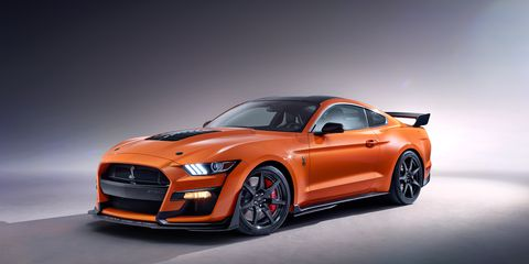 22 New 2020 Mustang Gt500 Configurations