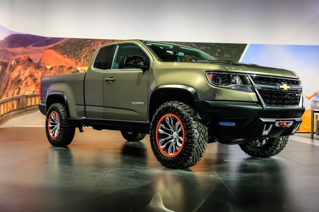 22 The 2019 Chevy Colorado Going Launched Soon New Model and Performance