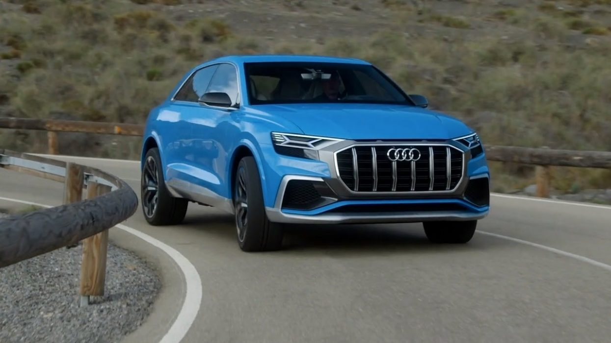22 The 2020 Audi Q8 Specs and Review