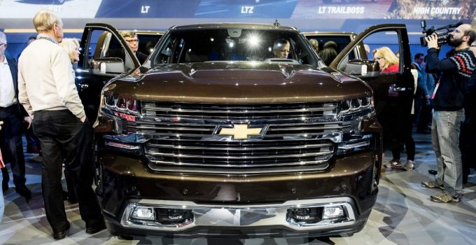 22 The 2020 Chevy Suburban Concept and Review