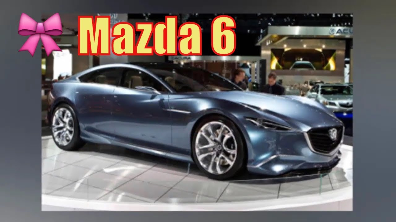 22 The 2020 Mazda 6s Images