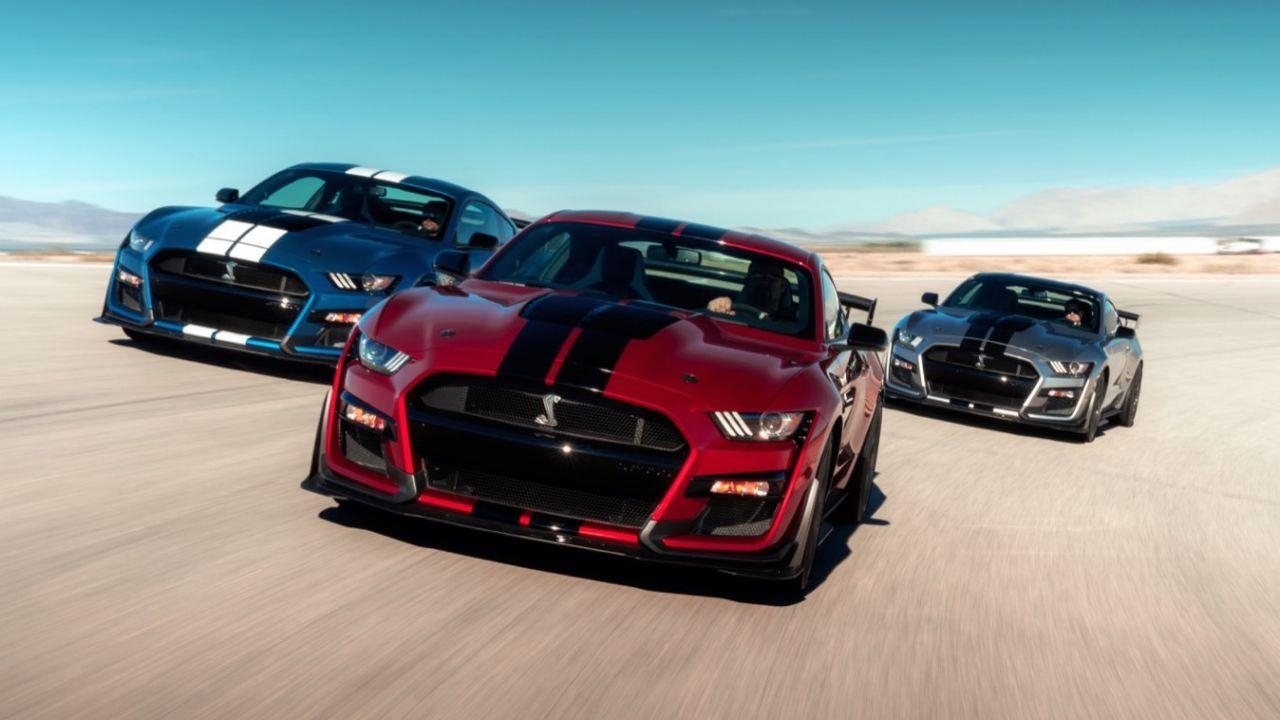 22 The 2020 Mustang Gt500 Images