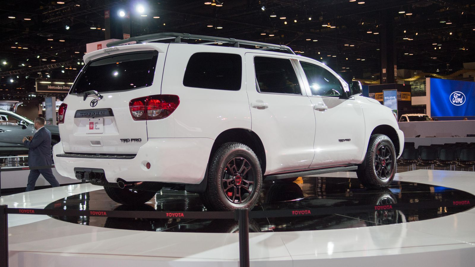 22 The 2020 Toyota Sequoia Model