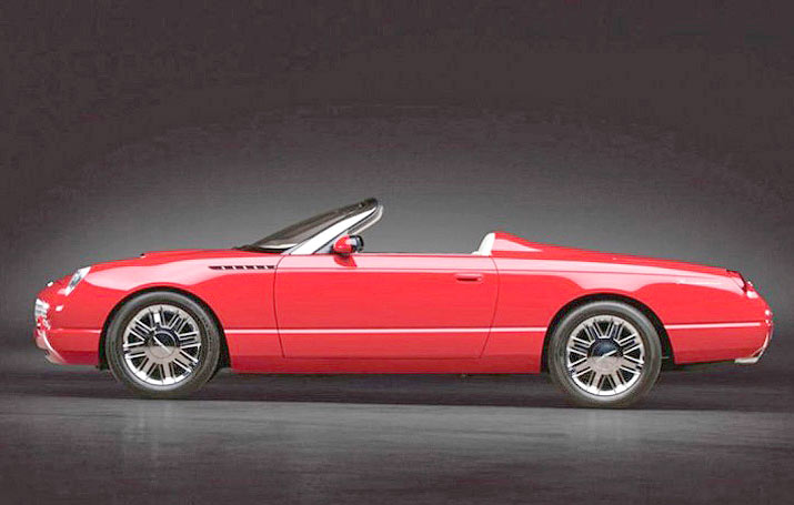 22 The Best 2020 Ford Thunderbird Redesign