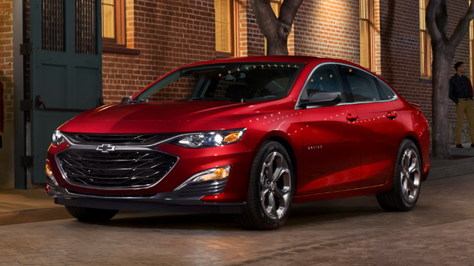 23 A 2020 Chevrolet Malibu Price and Release date