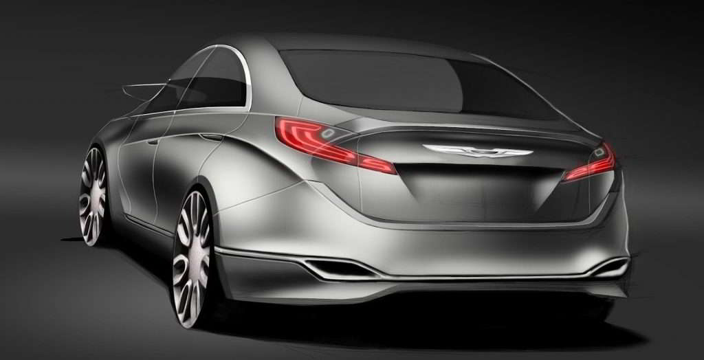 23 A 2020 Chrysler 200 Spesification
