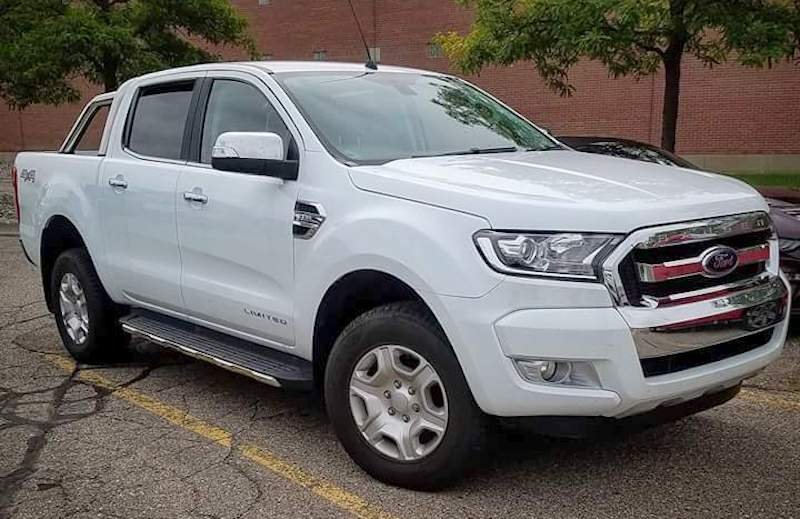 23 A 2020 Ford Ranger Performance