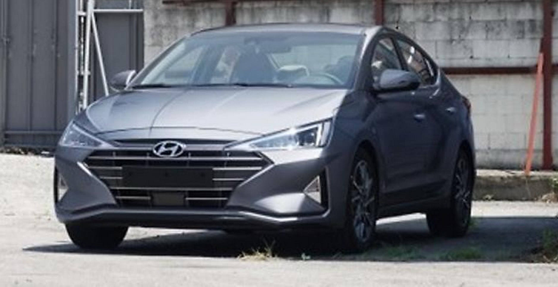 23 A 2020 Hyundai I30 Spy Shoot