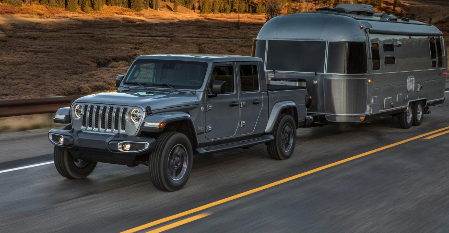 23 A 2020 Jeep Gladiator Concept and Review