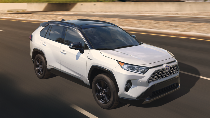 23 A 2020 Toyota RAV4 Price and Review