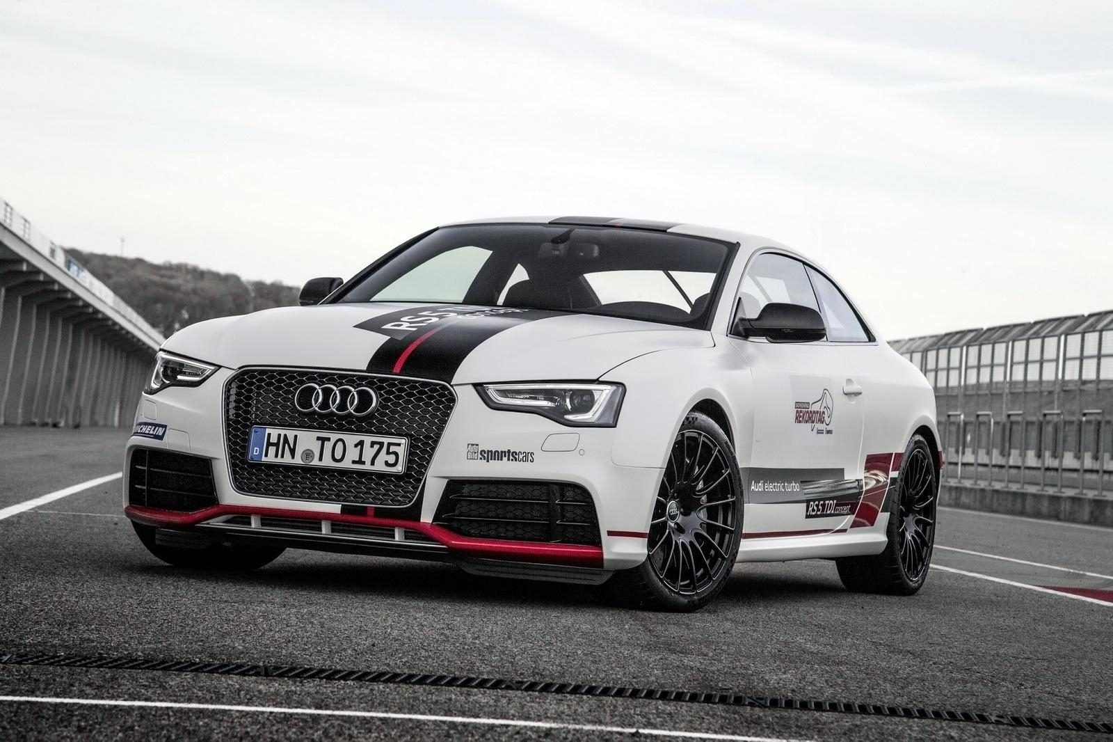 23 All New 2019 Audi Rs5 Tdi Spesification