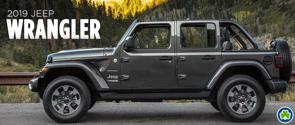 23 All New 2019 Jeep Patriot History