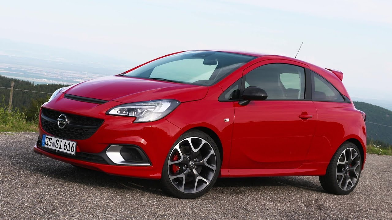 23 All New 2019 Opel Corsa Engine