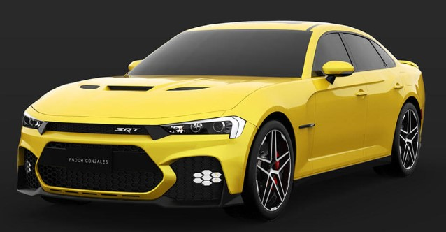 23 All New 2020 Dodge Challenger Hellcat Redesign and Concept