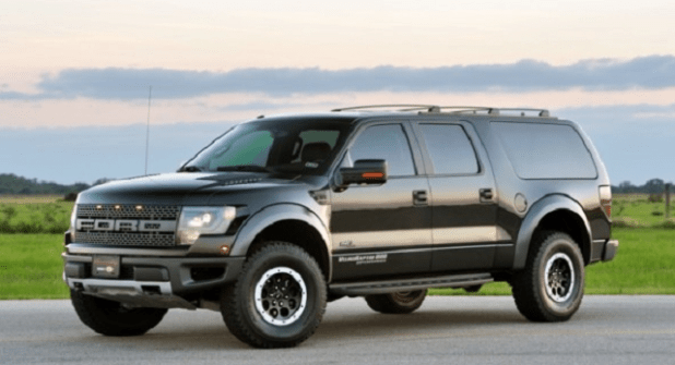 23 All New 2020 Ford Excursion Model