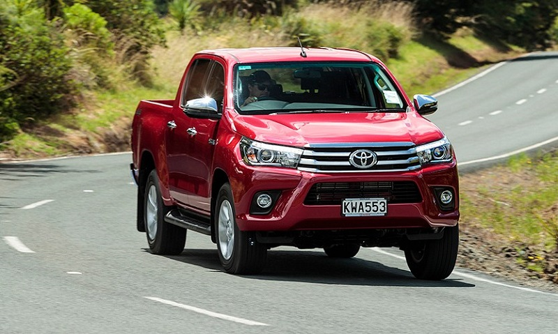 23 All New 2020 Toyota Hilux Performance