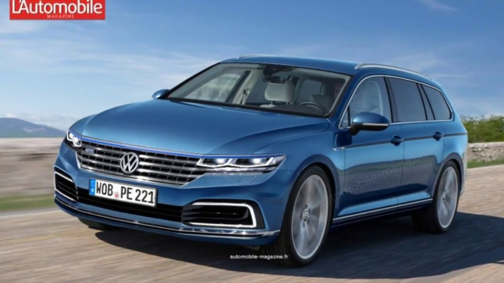 23 Best 2019 Vw Passat Alltrack New Review