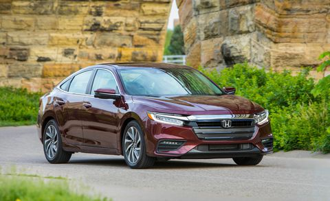 23 New 2019 Honda Insight Price and Review