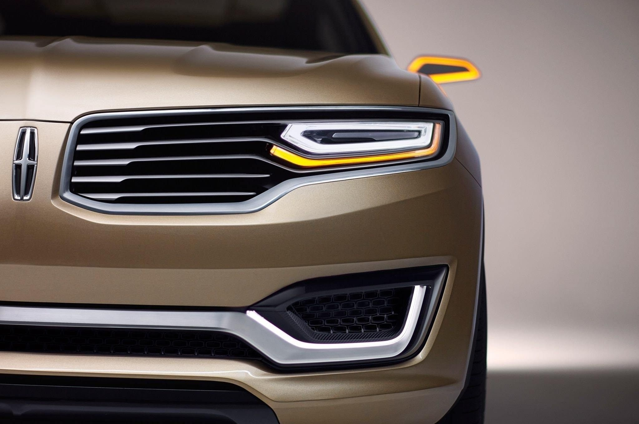 23 New 2019 Lincoln Mkx At Beijing Motor Show Overview