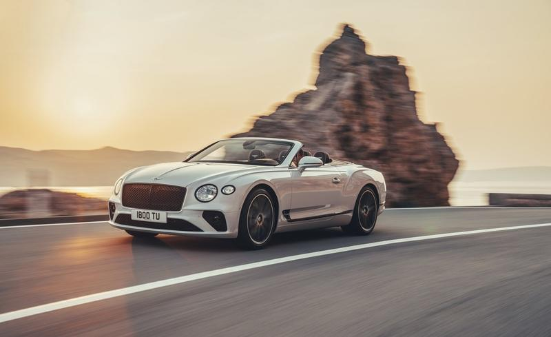 23 New 2020 Bentley Continental GT Overview