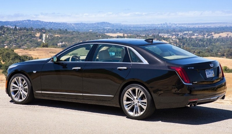 23 New 2020 Cadillac CT6 Style