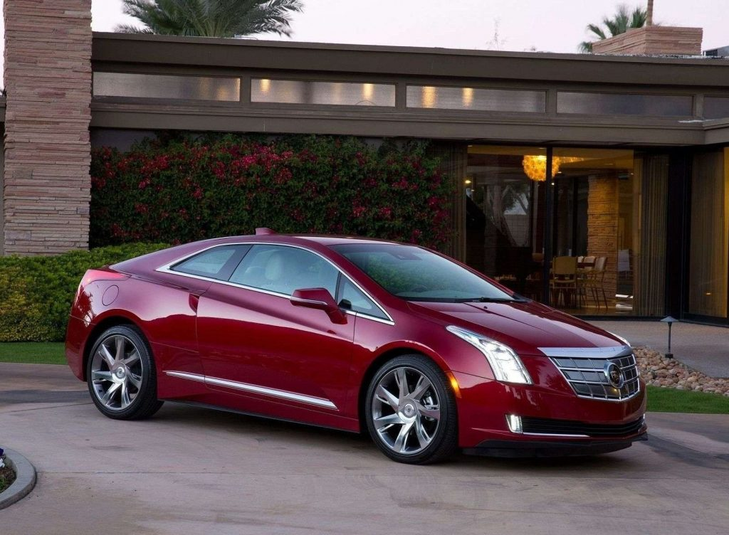 23 New 2020 Cadillac ELR S Model