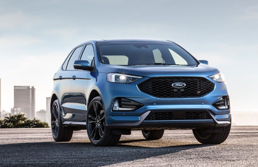 23 New 2020 Ford Edge New Design New Model and Performance