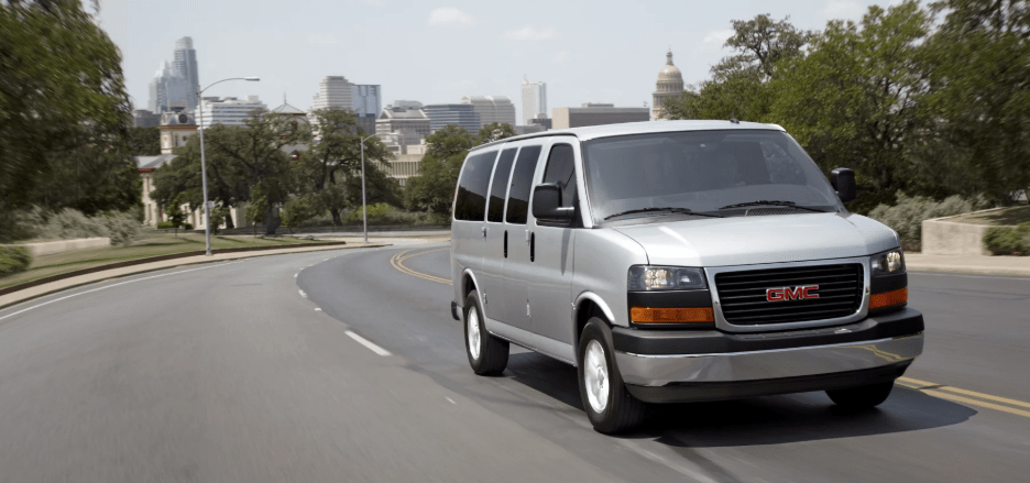 23 New 2020 GMC Savana First Drive