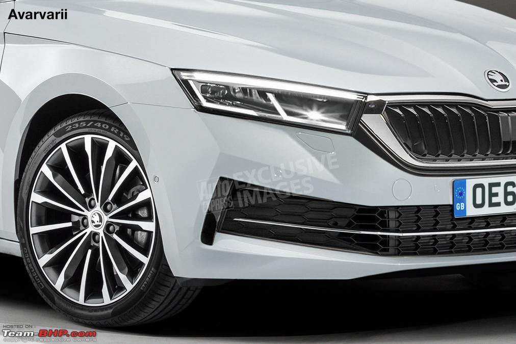 23 New 2020 New Skoda Superb Ratings