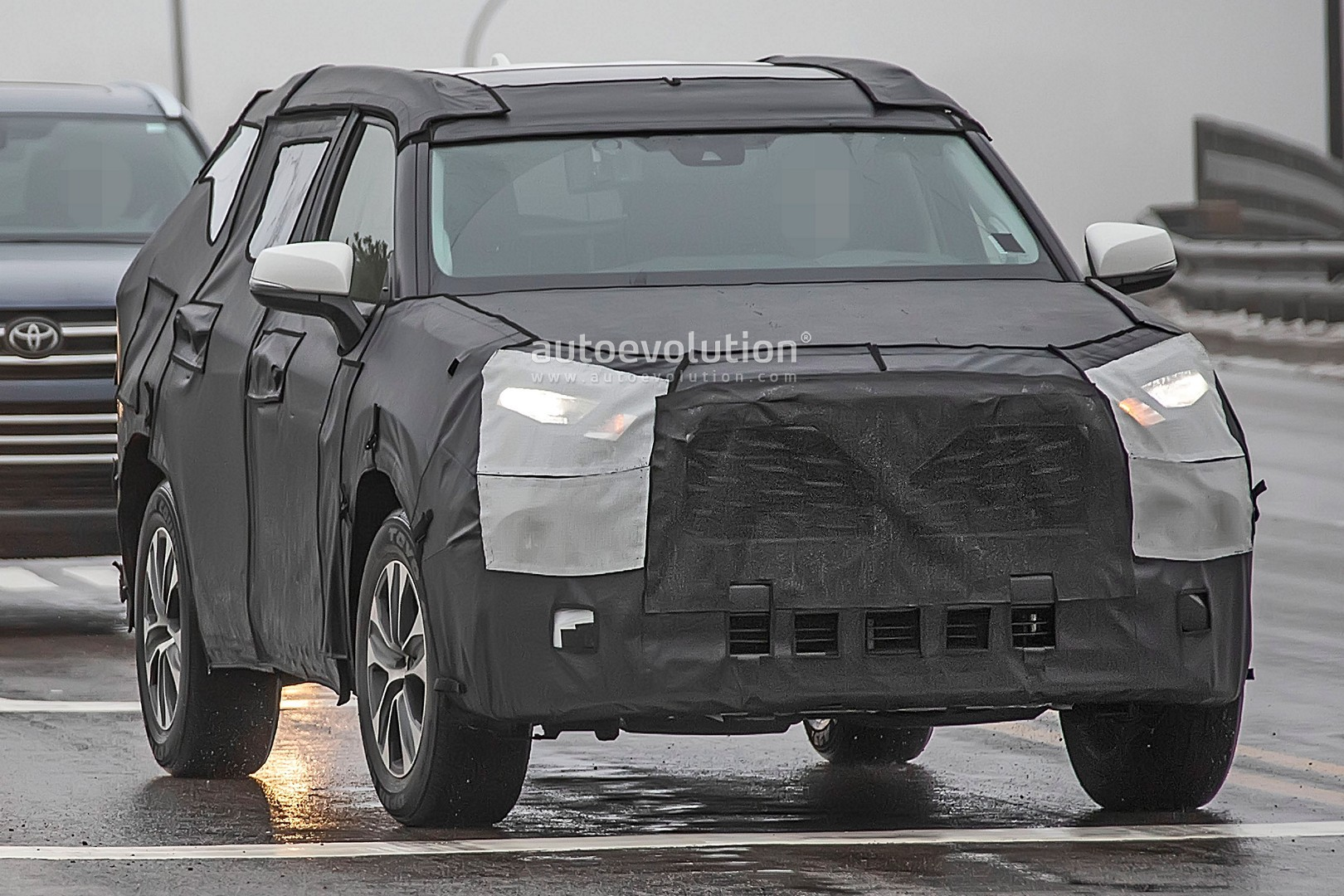 23 New 2020 Toyota Hilux Spy Shots Model