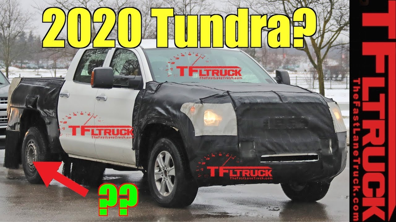 23 New 2020 Toyota Tundra Reviews